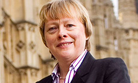Angela Eagle MP, Shadow Leader of the House of Commons; Wallasey, Labour