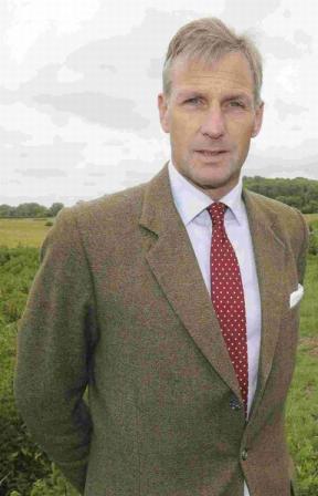 Richard Grosvenor Plunkett-Ernle-Erle-Drax known as Richard Drax, MP for South Dorset.