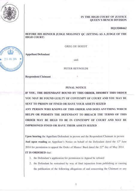 Injunction p1
