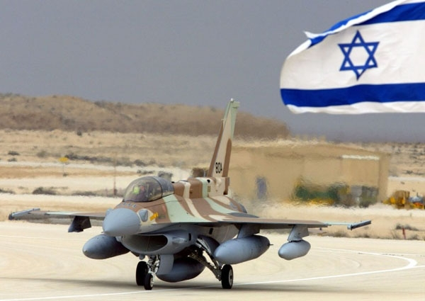 Israeli Air Force F-16