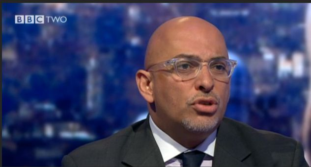Nadhim Zahawi, Zionist Appeaser