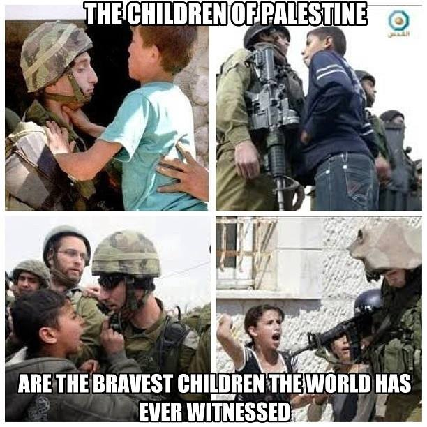 children palestine