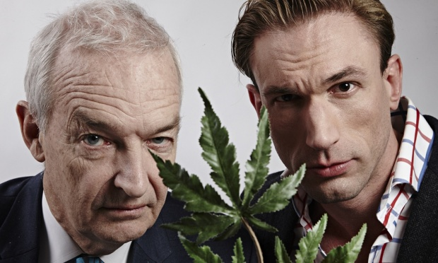 Drug Warrior Jon Snow and Quack 'Dr' Christian Jessen