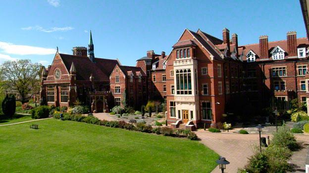 Homerton College, Cambridge.