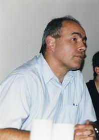 Dr Trevor Turner, Consultant Psychiatrist