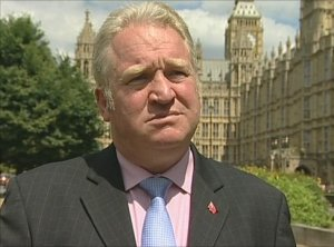 Mike Penning, MP. Minister for Policing, Crime and Criminal Justice