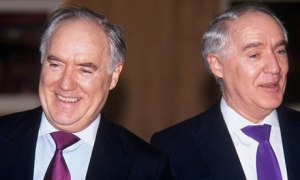 The Barclay Brothers, Owners of the Daily Telegraph