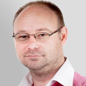 Mike Harlington, Managing Director of GroGlo