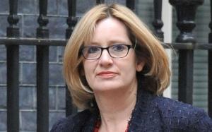 Amber Rudd MP, Home Secretary