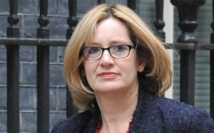 Amber Rudd MP, Home Secretary