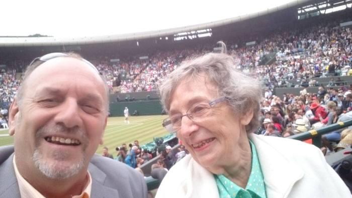 Wimbledon, 2015