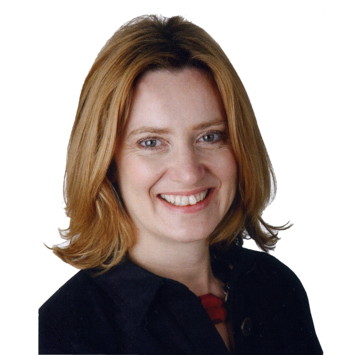 Rt. Hon. Amber Rudd MP, Secretary of State for the Home Department