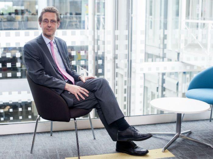 Dr Ian Hudson, Chief Executive, MHRA