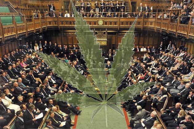 Cannabis and CBD  UK and EU Bureaucrats -v- The People and